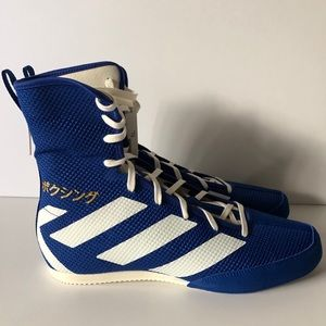 Adidas Box Hog 3 Boxing Shoes EG5170 Men's 9.5